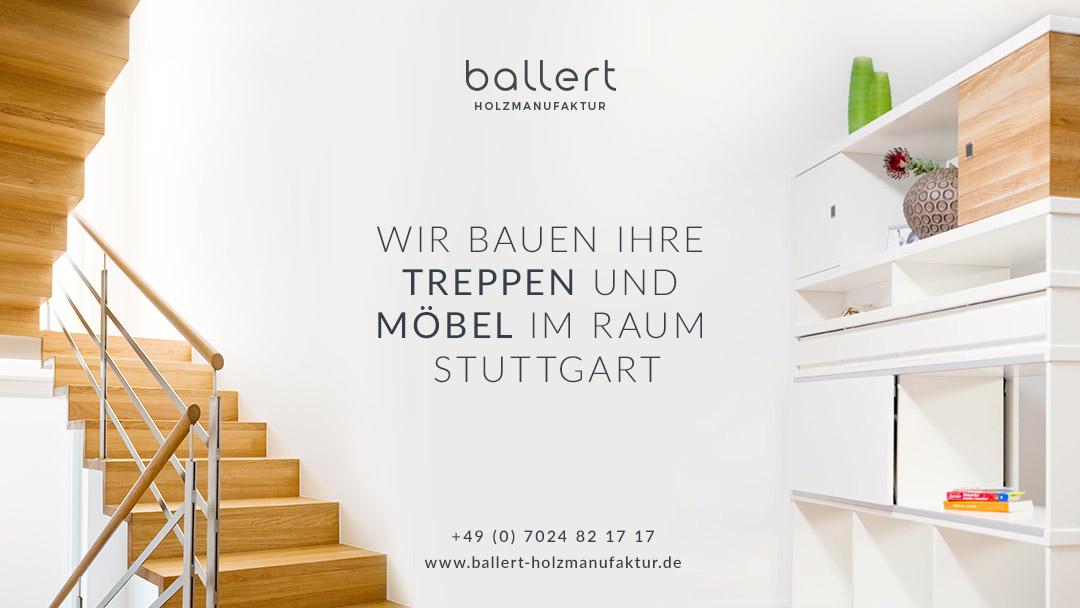 Ihr Treppenbauer In Stuttgart Holzmanufaktur Ballert